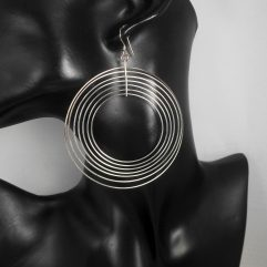 Layer multi Hoop Earrings